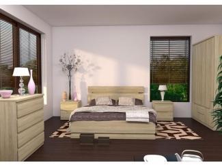 Спальный гарнитур Люксор  - Мебельная фабрика «Эстель»