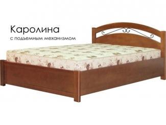 Кровать Каролина - Мебельная фабрика «Массив»