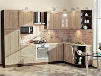 Кухня угловая Престиж