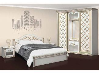 Спальный гарнитур Мария - Мебельная фабрика «Эльф»
