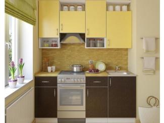 Кухонный гарнитур Лимон-Арабика - Мебельная фабрика «Спутник»