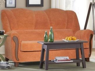 Диван прямой «Барон 2 двойной» - Мебельная фабрика «Палитра»