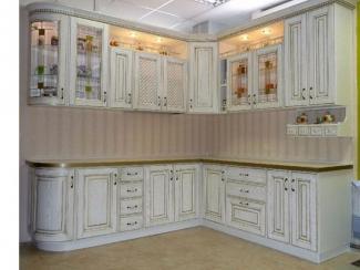Кухонный гарнитур угловой Соната - Мебельная фабрика «Московский мебельный альянс»