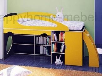 Детская кровать-чердак Rise 1 - Мебельная фабрика «Happy home»