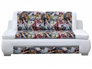 Цветной диван Аметист  - Мебельная фабрика «Радуга»