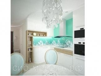 Красивая угловая кухня 50 - Мебельная фабрика «Сиб-Мебель»
