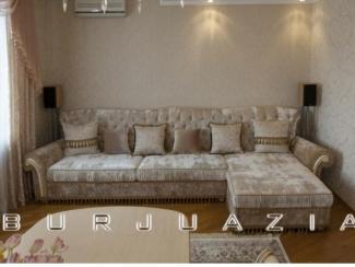 Диван Жаннет угловой - Мебельная фабрика «BURJUA»