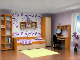 Детская 1 - Мебельная фабрика «Нижнетагильская мебельная фабрика»
