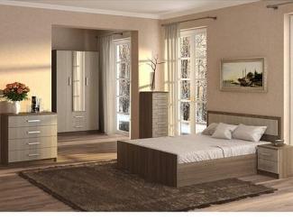 Спальный гарнитур Фиеста 1 - Интернет-магазин «ГОСТ Мебель»
