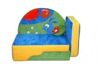 Детский диван Зайчик - Мебельная фабрика «Alenden»