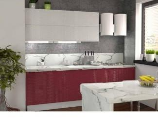 Кухня прямая Ассоль - Мебельная фабрика «Дриада»
