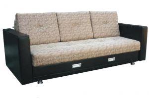 Линейный диван Еврокнижка Амур 1  - Мебельная фабрика «Ассамблея»