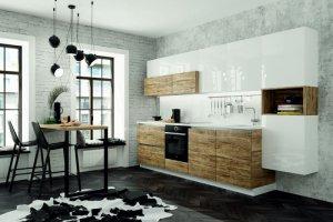 Кухонный гарнитур Италика - Мебельная фабрика «Квартира 48 (Камеа)»