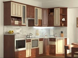 Кухня Ника МДФ - Мебельная фабрика «Гармония мебель»