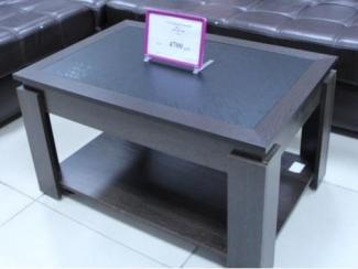 Стол журнальный ЖС 1 стекло - Мебельная фабрика «Маджоре»