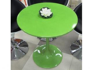 Стол круглый из пластика - Мебельная фабрика «Династия»