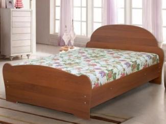 Кровать ЛДСП 12 - Мебельная фабрика «Уютный Дом»