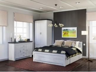 Спальня Мишель - Мебельная фабрика «Столплит»