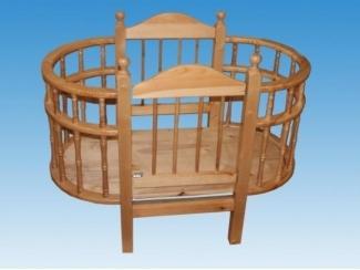 Детская кроватка Виола - Мебельная фабрика «Лик»