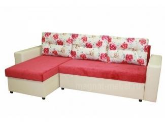 Недорогой угловой диван Венеция 4 ДУ - Мебельная фабрика «Магнат»