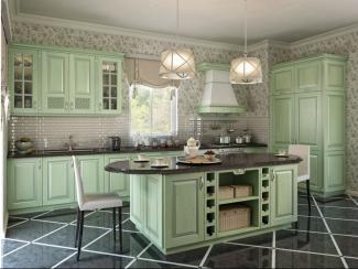 Кухня угловая Константа патина - Мебельная фабрика «Вариант М»