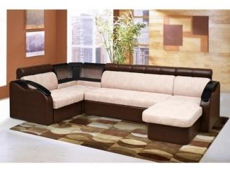 П-образный набор мягкой мебели Верона 4М - Мебельная фабрика «РиАл»