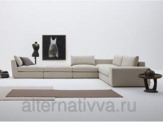 Современный угловой диван Verona  - Мебельная фабрика «Alternatиva Design»
