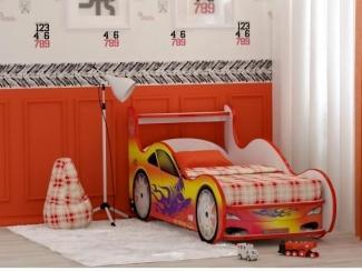 Кровать-машинка Форсаж Престиж - Мебельная фабрика «Red River»