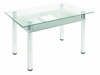 Стол обеденный Зеркало - Мебельная фабрика «Мебель из стекла»