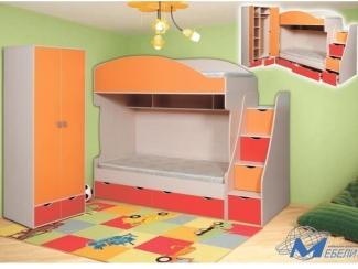Детская Бэмби 7 - Мебельная фабрика «Мир мебели»