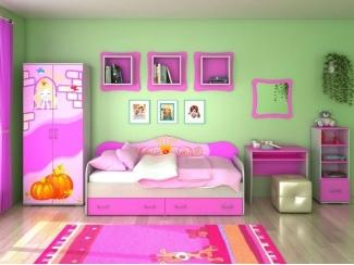 Детская Принцесса - Мебельная фабрика «Элна»