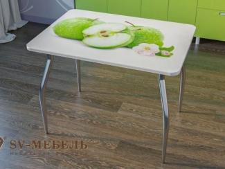 Стол кухонный Яблоки - Мебельная фабрика «SV-мебель»
