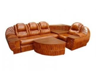 Диван угловой Амбассадор - Мебельная фабрика «Стандарт мебель»
