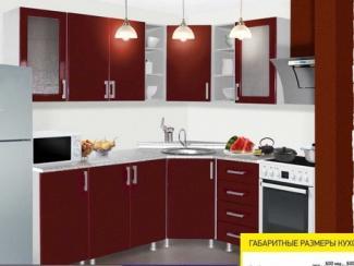 Кухня угловая Мидия С