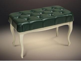 Банкетка Благо 4 Б4.4 на ножках - Мебельная фабрика «Благо»