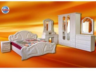 Спальный гарнитур «Леонардо» - Мебельная фабрика «Альянс»
