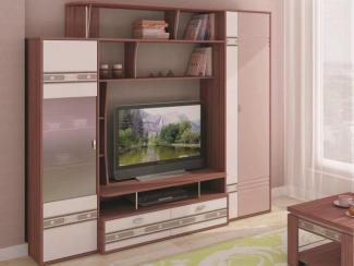 Гостиная стенка Симфония 6.11 - Мебельная фабрика «Витра»