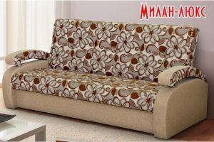 Прямой диван Милан люкс - Мебельная фабрика «Барокко»