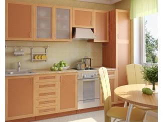 Кухонный гарнитур Ратанн бук - Мебельная фабрика «Спутник»