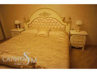 Кровать Ольга - Изготовление мебели на заказ «Салита», г. Калининград