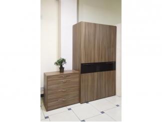 Распашной шкаф с комодом - Мебельная фабрика «Grol»