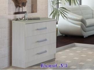 Комод 5 - Мебельная фабрика «Террикон»