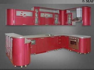 Кухня угловая 8 Марта - Мебельная фабрика «Нильс»