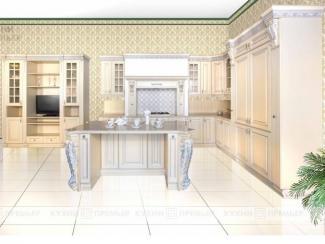 Кухня Бриттани - Мебельная фабрика «Кухни Премьер»