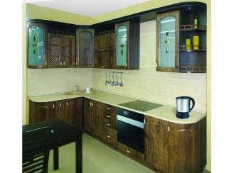 Кухня угловая Классика 4