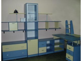 Детская «Вертолетик» - Мебельная фабрика «Евромебель»