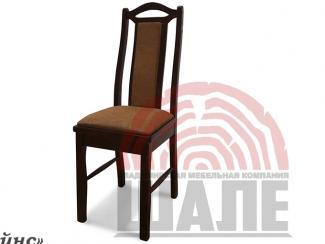 Стул из массива Лайнс - Мебельная фабрика «ВМК-Шале»