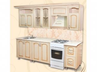 Кухонный гарнитур прямой Уют - Мебельная фабрика «Шанс»