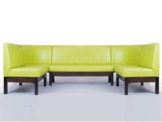 Диван Миллениум П-образный - Мебельная фабрика «ARTWOOD»