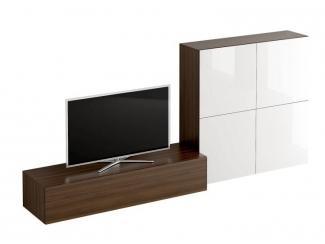 Мебель для гостиной Gusto композиция 5 - Мебельная фабрика «ОГОГО Обстановочка!»